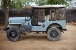 USA Army Willys Jeep.
